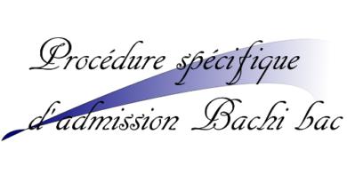 Procédure spécifique pour l'admission en Bachibac 2017