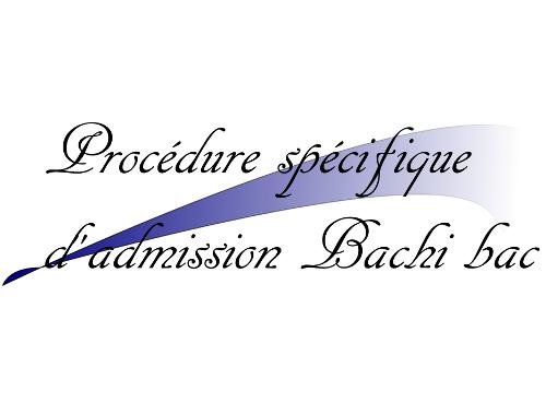 Procédure spécifique pour l'admission en Bachibac 2020