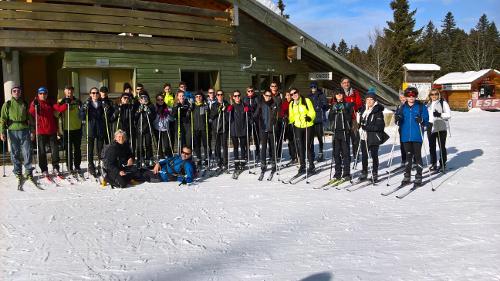 Stage de ski 2017