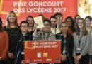 Ninon Girardin, membre du jury du prix Goncourt des Lycéens
