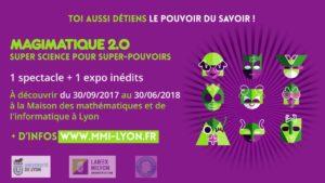 Sortie à Lyon pour les 2nde7 @ Maison des mathématiques | Lyon | Auvergne-Rhône-Alpes | France