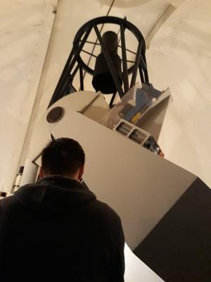 Visite de l'observatoire de Lyon