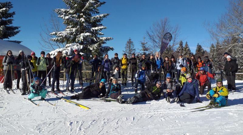 Stage de ski 2019