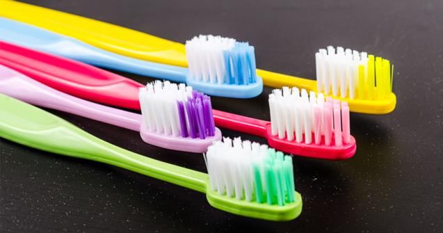Ne jetez plus vos brosses à dents usagées!