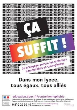 Lutte contre les LGBTphobies