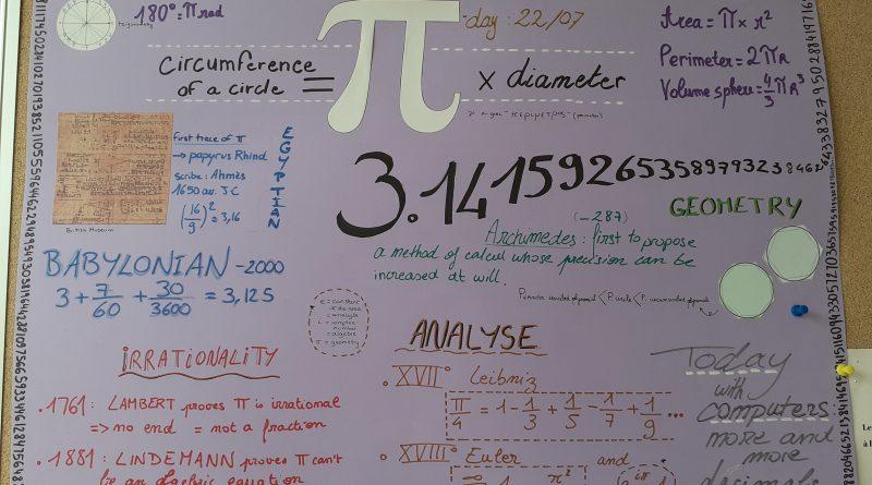Semaine des maths au lycée